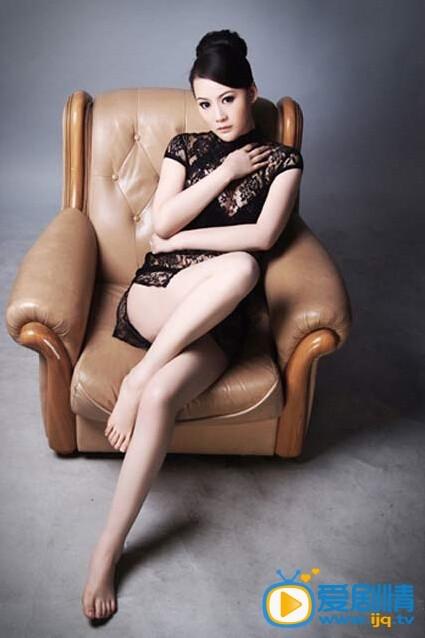 安雅萍高清写真照片
